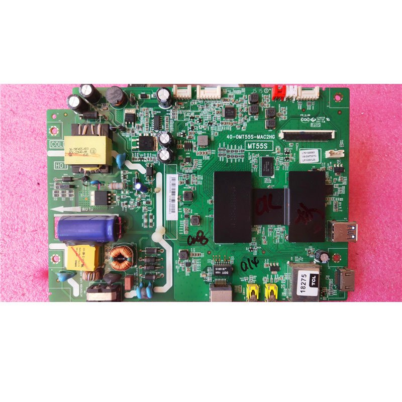 TCL L32f2800a LCD TV Main Board 40-0mt55s-mabhg Screen Lvw320cs0t - Cakeymall