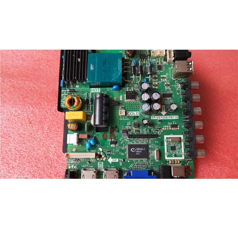Miscellaneous Brand Panasonic Led P-3208 Motherboard TP. Vst59s.pb716 Screen ST315A04-1 - Cakeymall