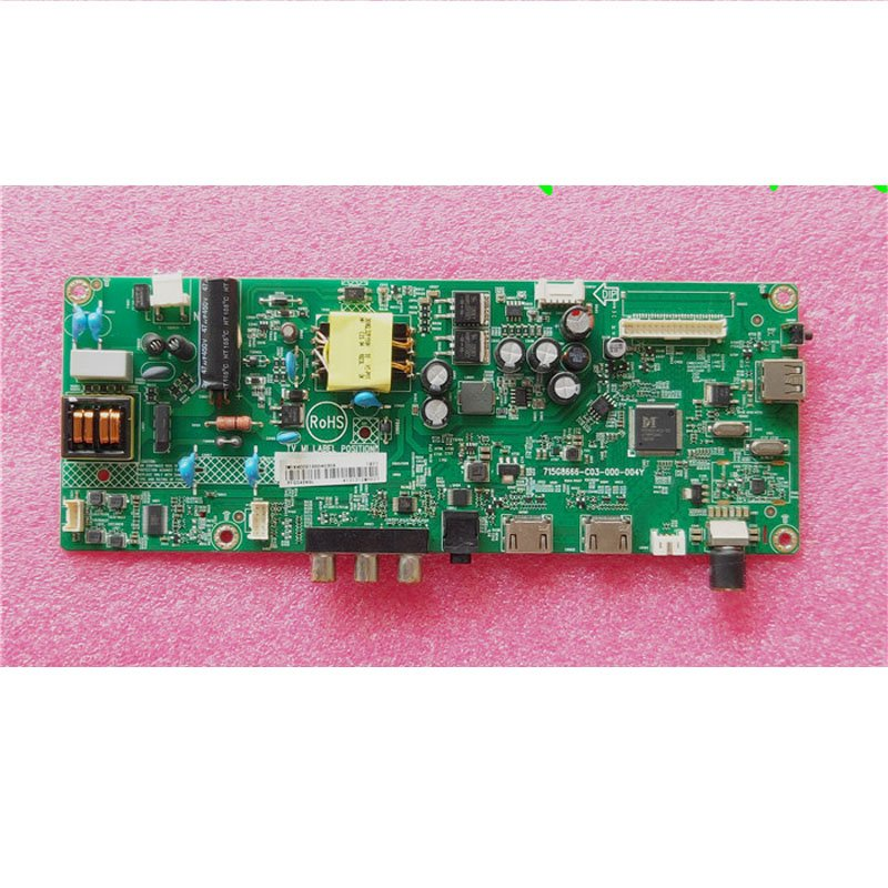 Philips 32phf3282/T3 Main Board 715g8666-c03-000-004y Screen TPT320B5-AT011H - Cakeymall