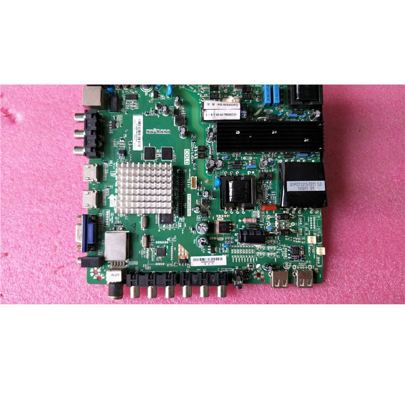 Ideal Led5080 Motherboard Tp. Ms608.p82 with Screen V500HJ-PE8 - Cakeymall