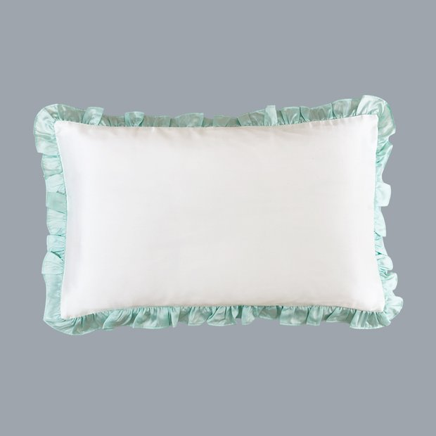 19 Momme 100% Mulberry Silk Fringe Pillow Case 丨 Two Color Selected、Real Silk Life