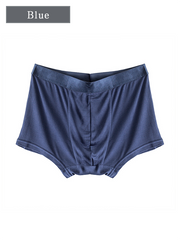 100% Silk Boxer For Men 4 Pack、Real Silk Life