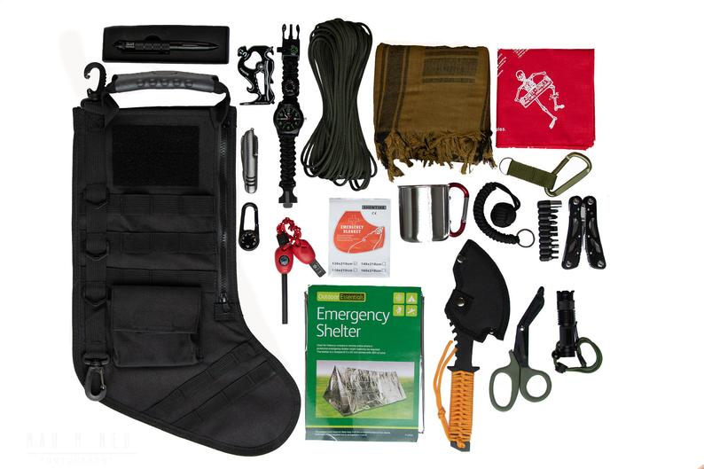 Tactical Christmas Stocking (Not included Tool) - Shoplarage
