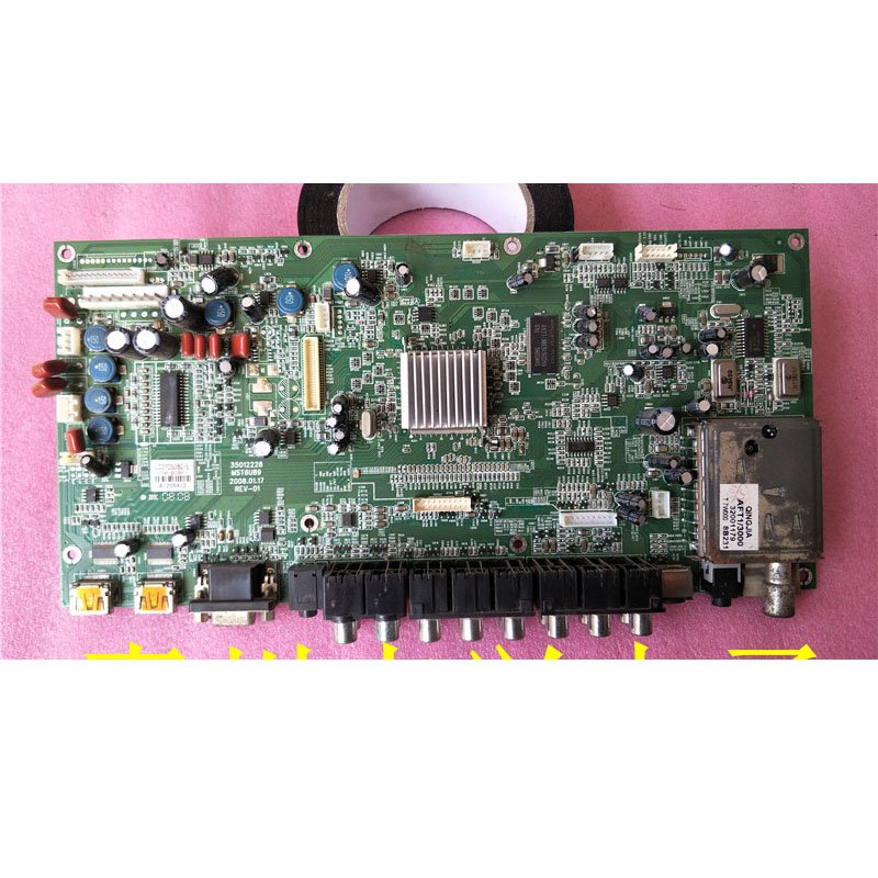 Konka Lc37ds30c Motherboard 35012228 with Screen Lc370wxn - Cakeymall