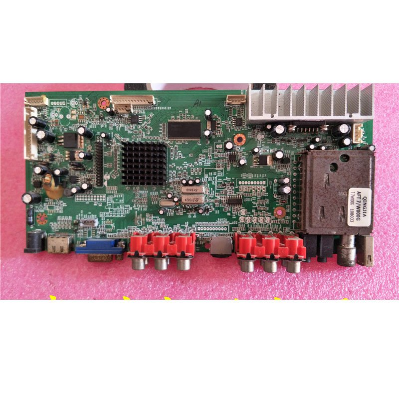 Dingke 42-Inch Motherboard MST6E16JS-LF Top-Tech 6m16 V2.0-C Screen T420xw01 - Cakeymall