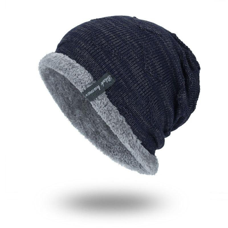 Outdoor Cold-resistant And Warm Knitted Hat / [viawink] /