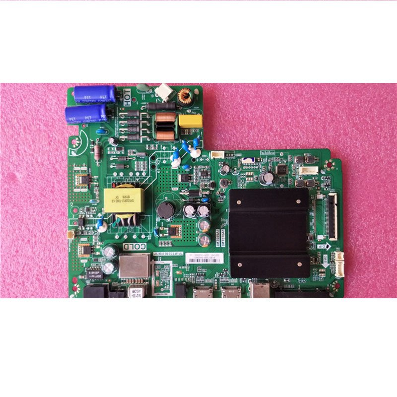 Gome 32gm16fa Motherboard Tp. Mt5510.pb781 with Screen Lvw320csdx - Cakeymall