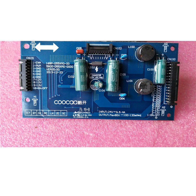 Cool Open 55K1Y Constant Current Board 5800-D55XM0-0000 168P-D55XM0-00 - Cakeymall