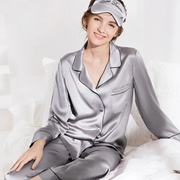 19 Momme Women's Classic Silk Pajamas  Multi-Colors Selected、Real Silk Life