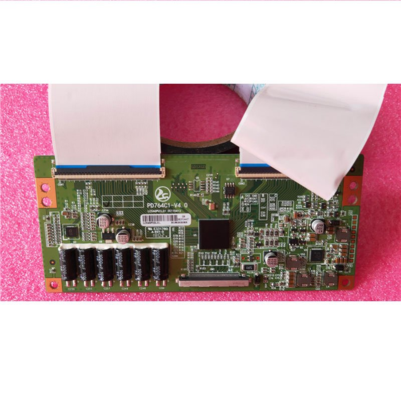Panda 55-Inch 4K to 2K LCD TV Logic Board PD764C1-V4.0 Screen Lc5461pu1l01 - Cakeymall