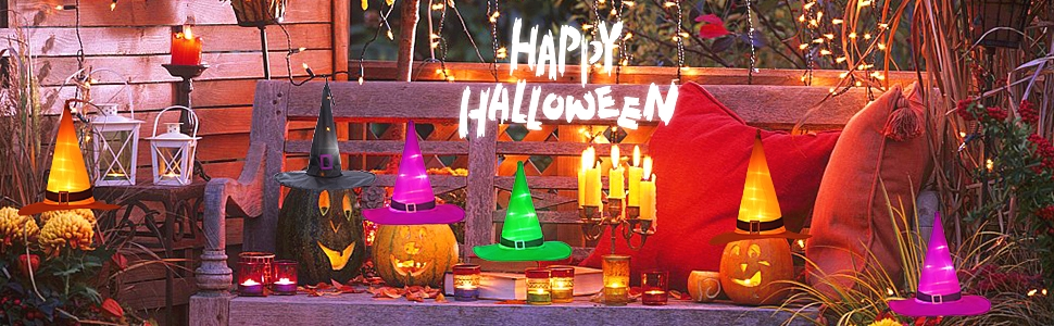 halloween lights string