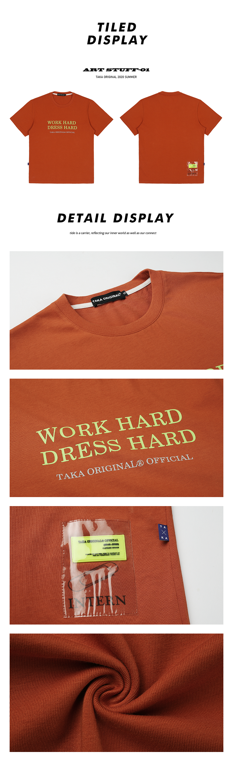 Shop taka original unisex unique original cotton short sleeves crew neck t-shirt in a wide range of styles and colors designed for comfort and fashion