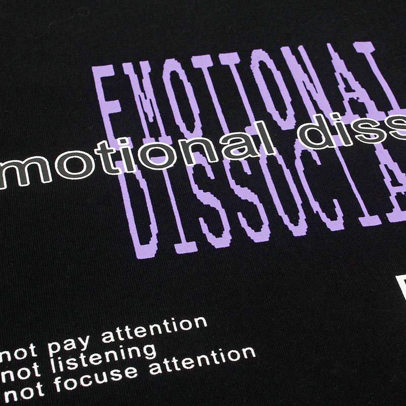TAKA ORIGINAL EMOTIONAL DISSOCIATIVE LONG SLEEVES