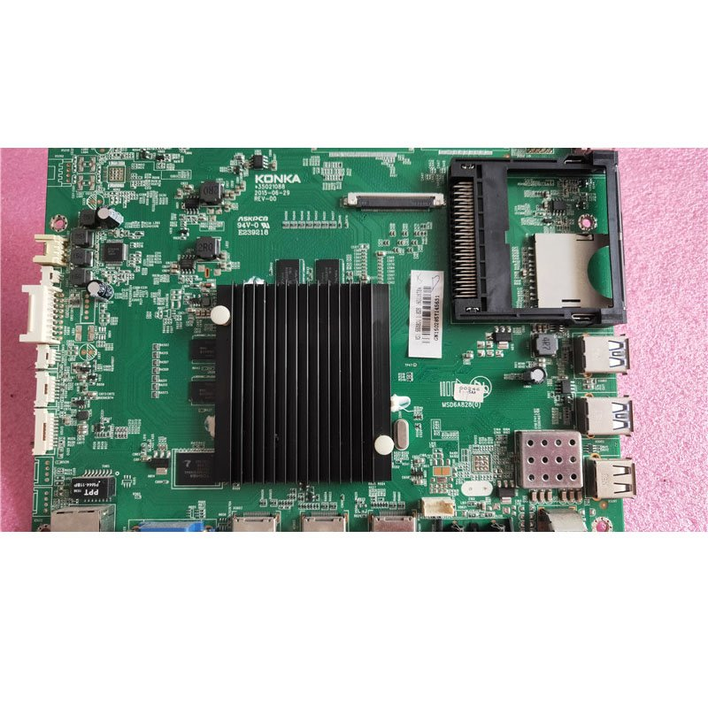 Konka QLED55X80U Motherboard 35021088 Screen 3097YT 72003097YT Real Product Figure - Cakeymall