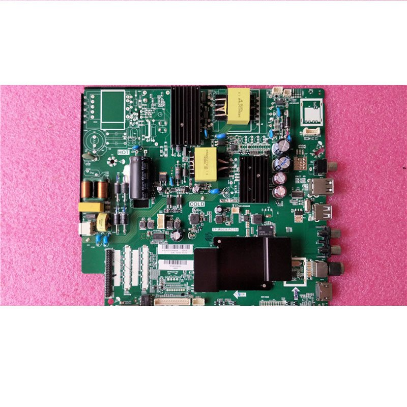 Xianfeng LED-43B560P Motherboard Tp. Ms638.pc758 with Screen LC430DUY-SHA1 - Cakeymall