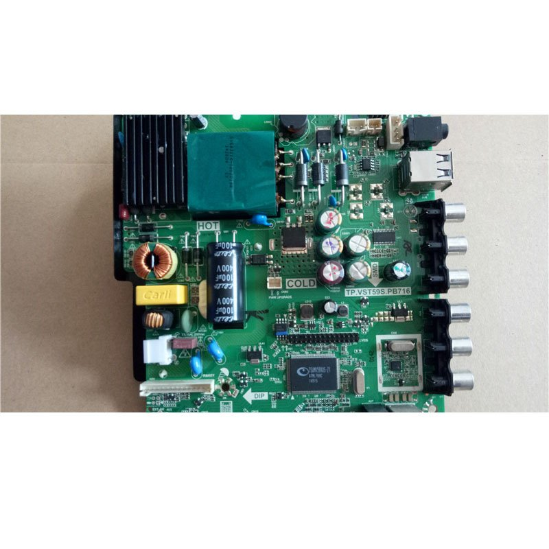 Hongteng 32-Inch Three-in-One Motherboard TP. Vst59s.pb716 with BOE Screen - Cakeymall