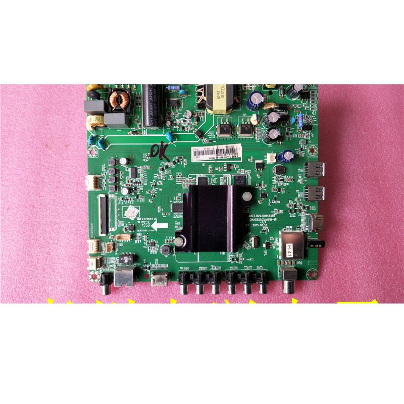 Changhong 39d3700i Motherboard Juc7.820.00145186 with Screen C390X15-E1-A - Cakeymall