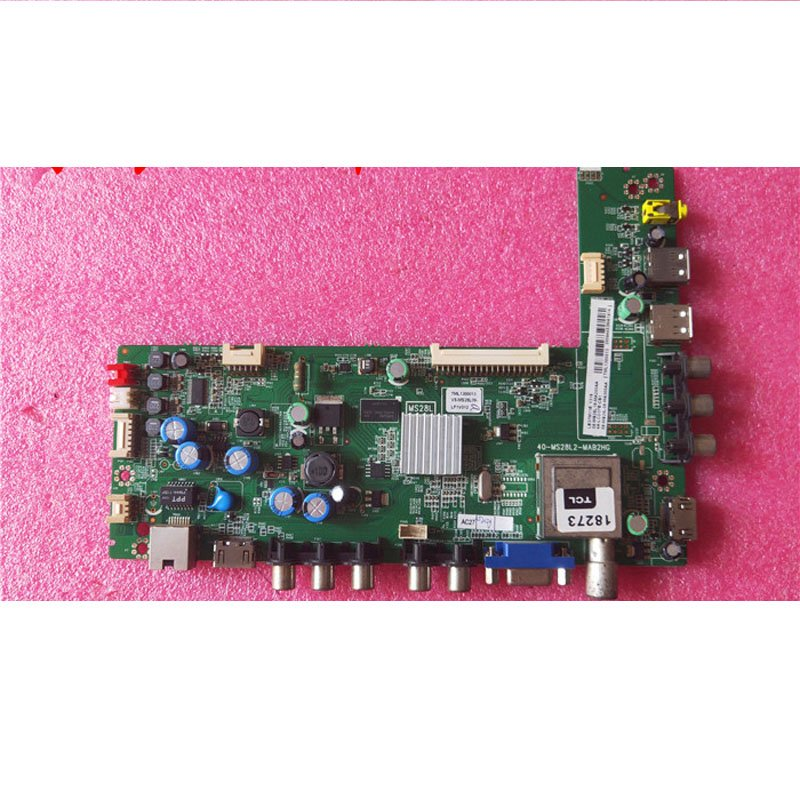Meile Le37m11e Main Board 40-ms28l2-mab2hg Screen MT3651A01-1 - Cakeymall