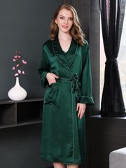 30 Momme Luxury Women's High Quality Classic Silk Robe、Real Silk Life