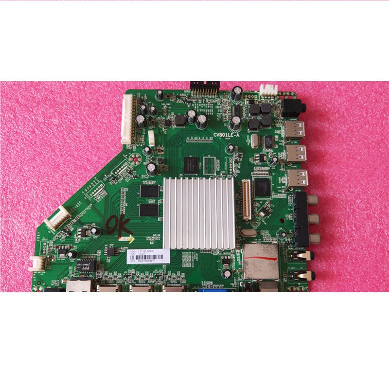 Music GS39 S40 Motherboard CV801LE-A Screen TPT390J1-HJ1L02 - Cakeymall