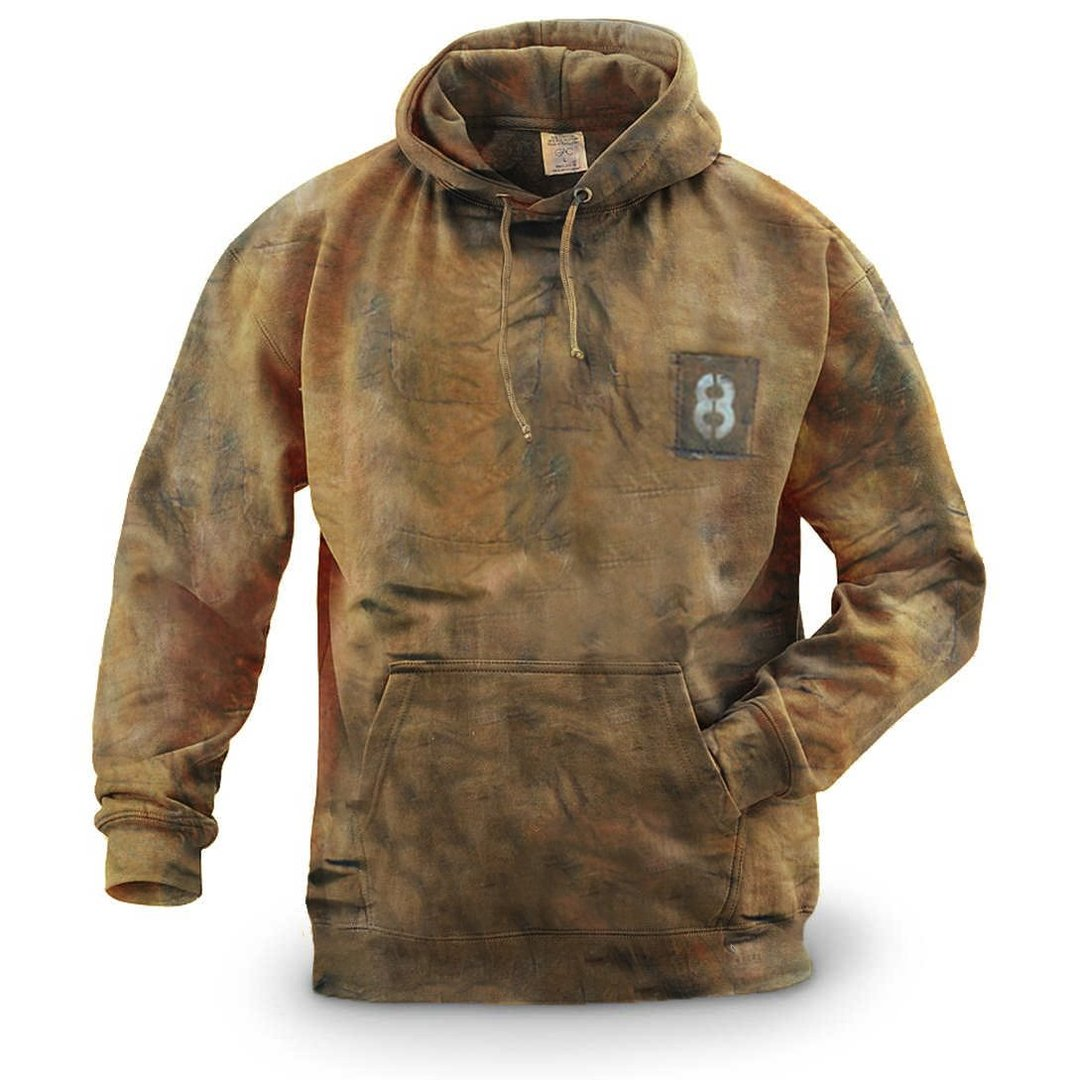 Mens Outdoor Hooded Warm Sweater / [viawink] /