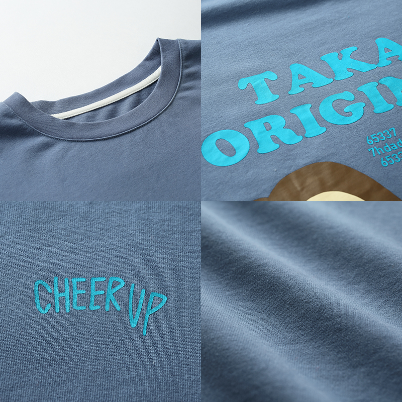 Discover the latest men's and women's cotton short sleeves t-shirts with Taka Original. Shop for men's and women's long sleeves t-shirts,denim jacket,jeans and shorts. Shop now with Taka Original