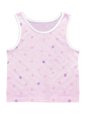 55% Mulberry Silk Plain Color Silk Tank For Kids、REAL SILK LIFE