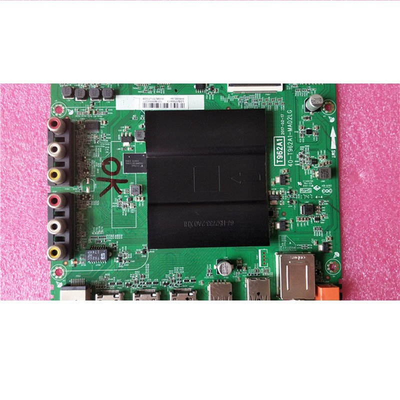 TCL D49a620u Main Board 40-t962a1-mad2lg with 4K Screen Lvu490csot - Cakeymall