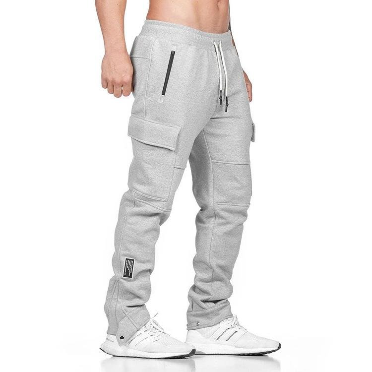 Mens stretch sports trousers / [viawink] /