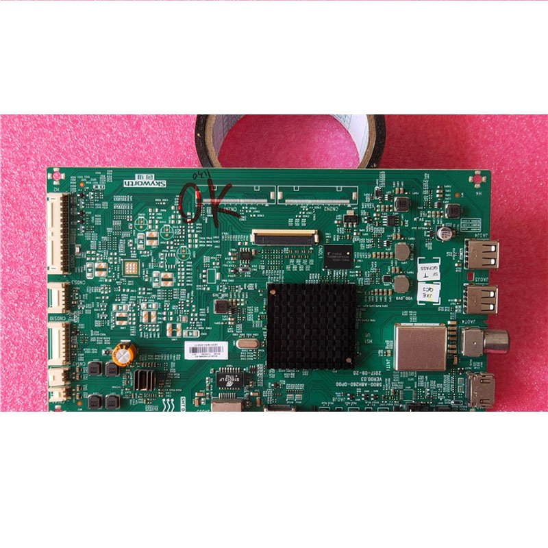 Chuangwei 65m9 Main Board 5800-a8h260-0p00 with Screen Rdl650wy (LD0-404) - Cakeymall