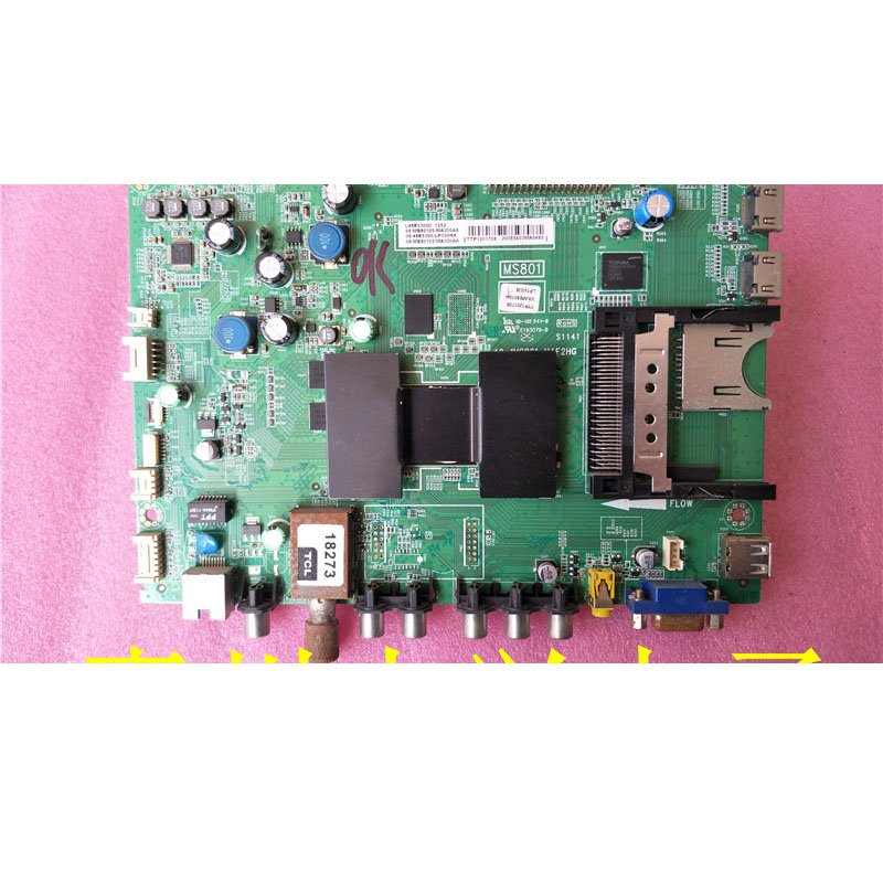 TCL L46e5300d Motherboard 40-1ms801-maf2hg with Screen Lvf460neal - Cakeymall