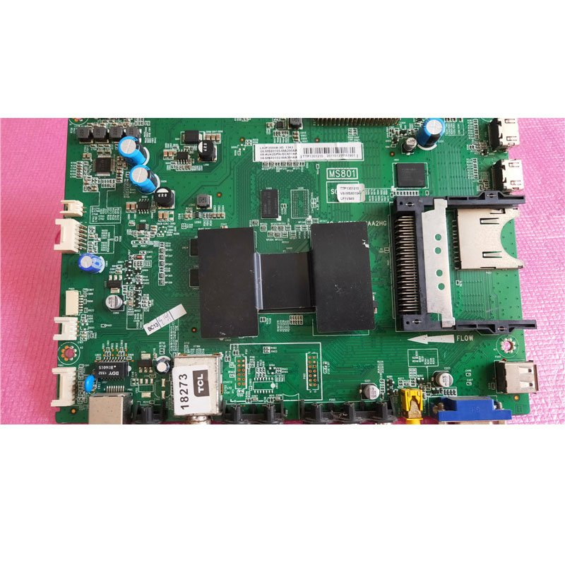 TCL L42F3500A-3D Main Board 40-6ms801-maa2hg with Screen Lvf420pd1l AUO - Cakeymall