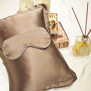 19 Momme Double-sided Silk Pillow For Travel、REAL SILK LIFE