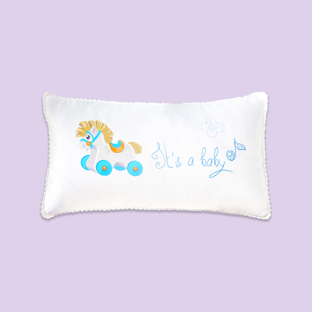 16 Momme Rider Single Side Mulberry Silk Pillowcase For Kids Envelope Closure、Luxury Silk Life