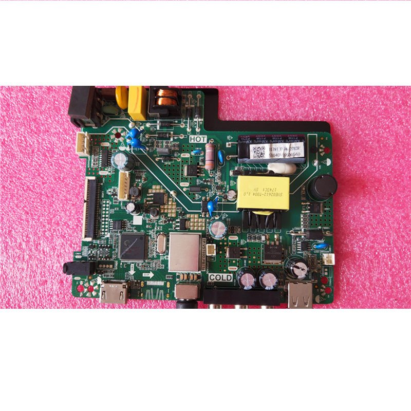 Sanyo 32ce5100 Mainboard Number Tp. Vst69d.pb718 Screen PT320AT01-1 - Cakeymall