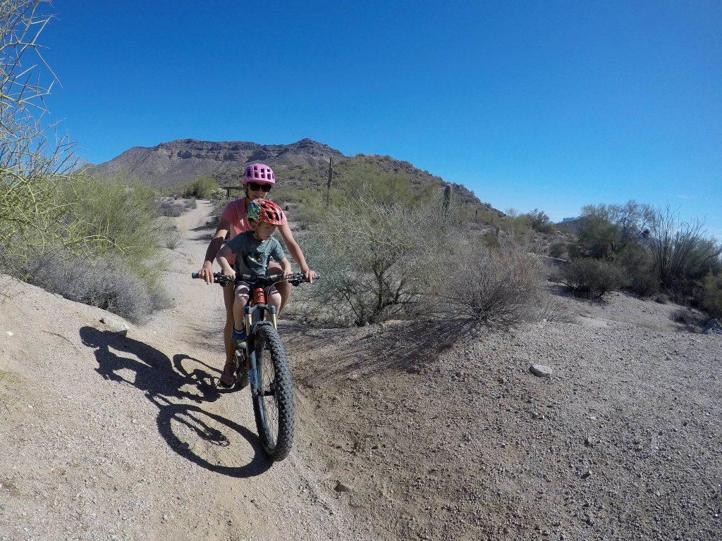 Mac Ride Bike Seat