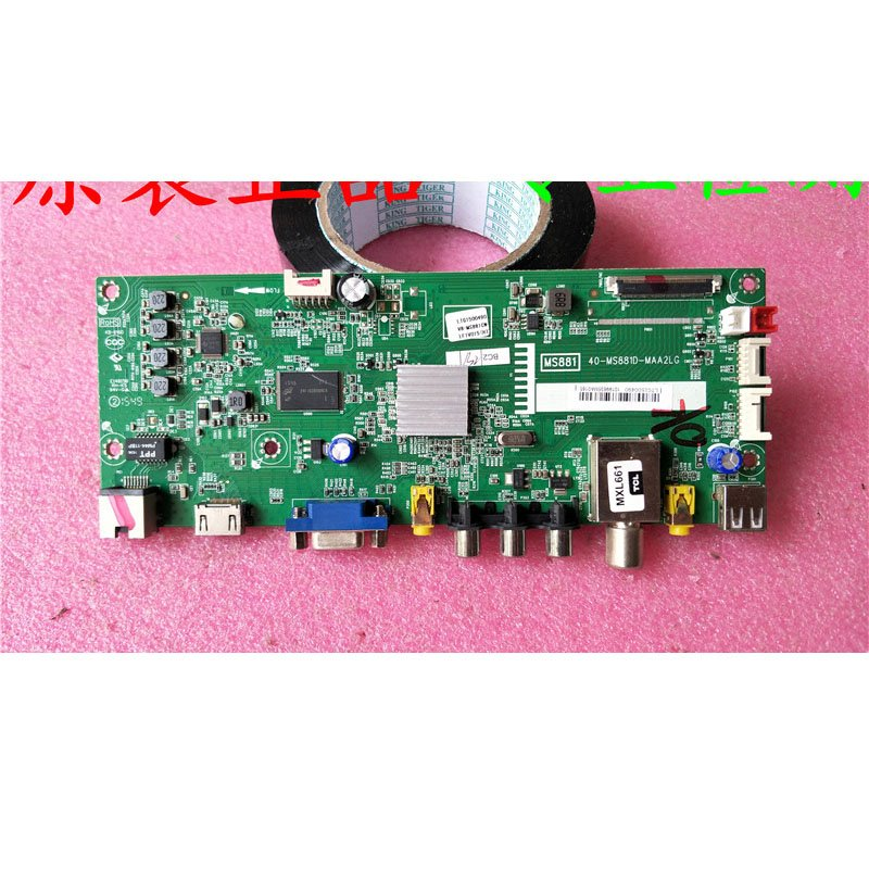 TCL L48f1620e Main Board 40-ms881d-maa2lg Ms881 with Screen Lvf480csot - Cakeymall