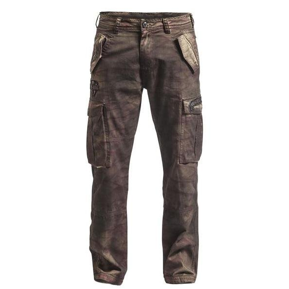 Mens Outdoor Distressed Fashion Sports Trousers / [viawink] /
