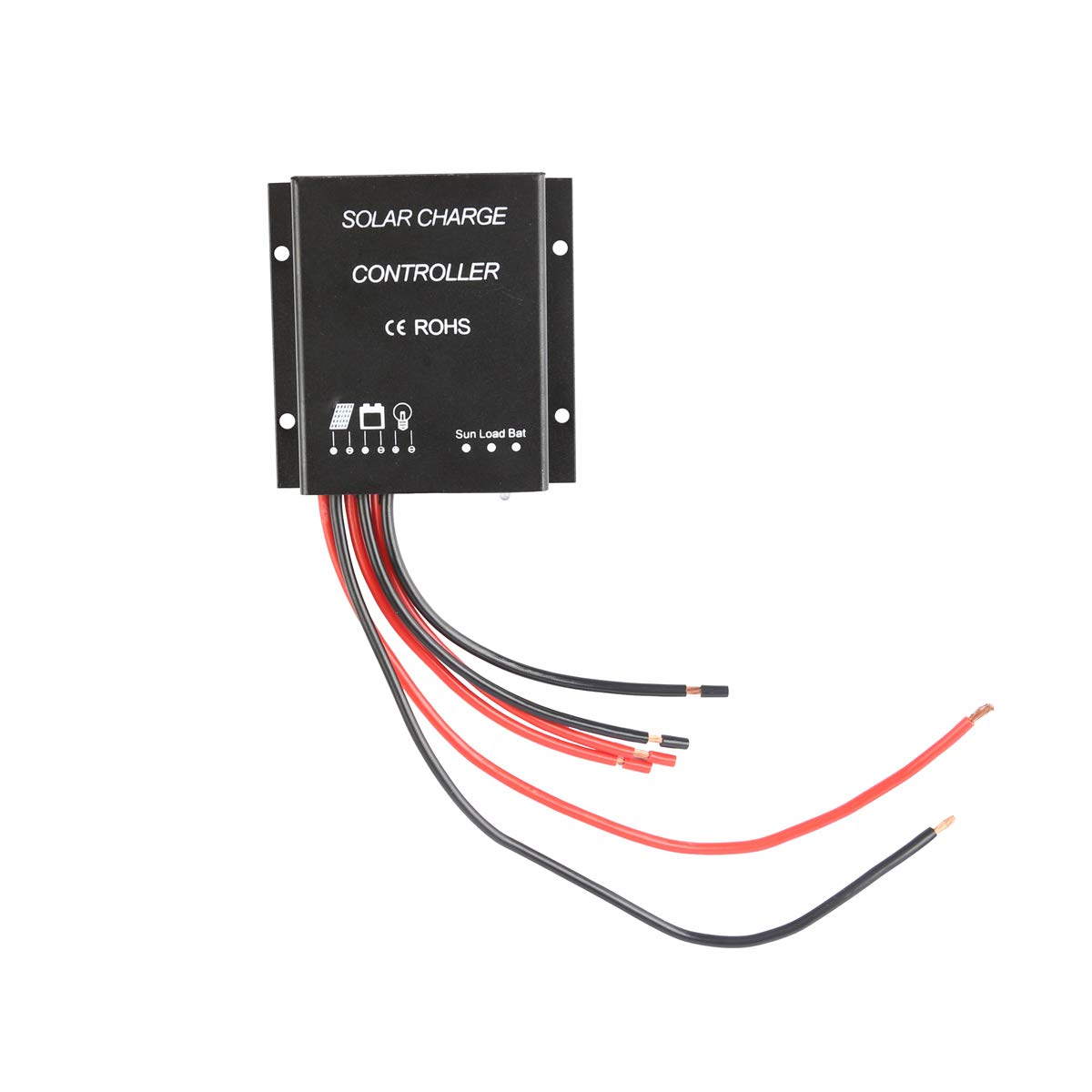 10a Solar Panel Charge Controller Ip67 Waterproof Ip67