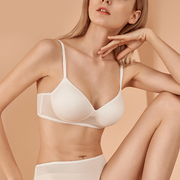Silk Cuet Seamless Bralette (Multi-Color Selected)、Real Silk Life