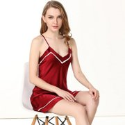19 Momme Women's Sweet Silk Chemise、Real Silk Life