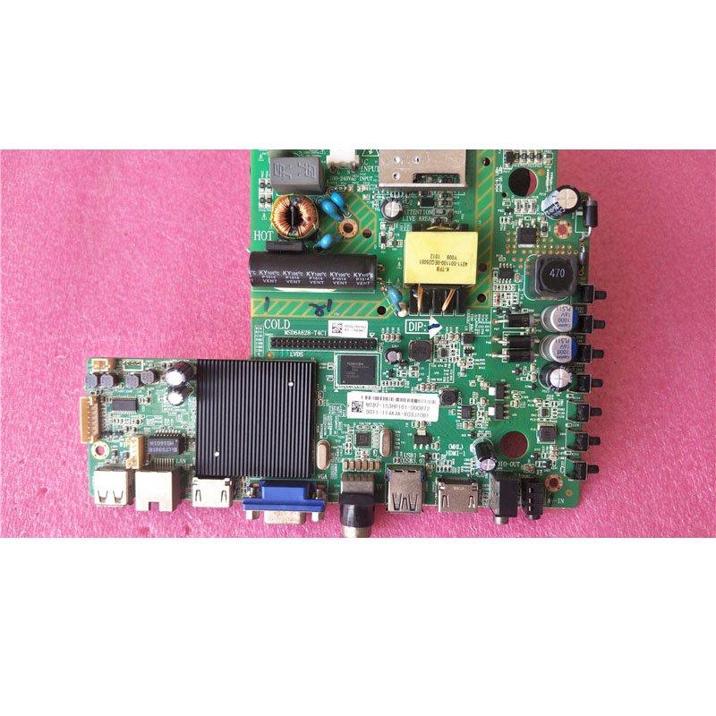 TCL LE32D59 Motherboard 4723-M628T4-A1233G01 Screen K320WD8 0442B - Cakeymall
