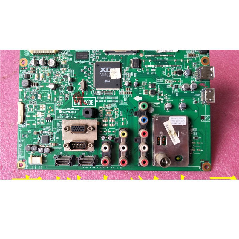 LG 47LV3600-CC 42LV3600-CC Motherboard EAX64049202 with LC47/420EUE - Cakeymall