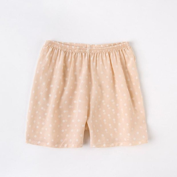 printed silk pants for kids、REAL SILK LIFE
