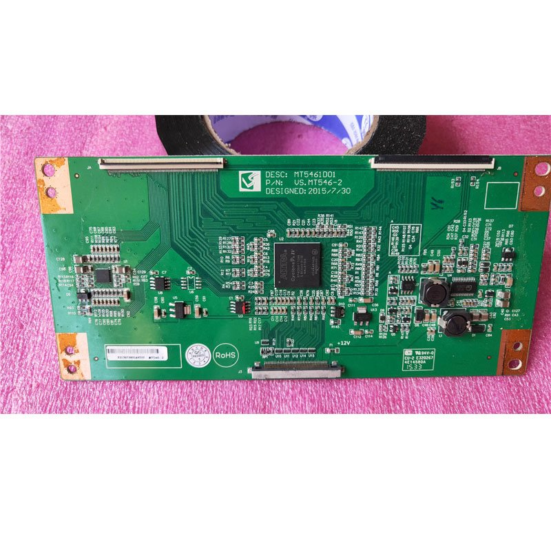 LCD TV Accessories TCON Board MT546-2 with 49-Inch Screen - Cakeymall