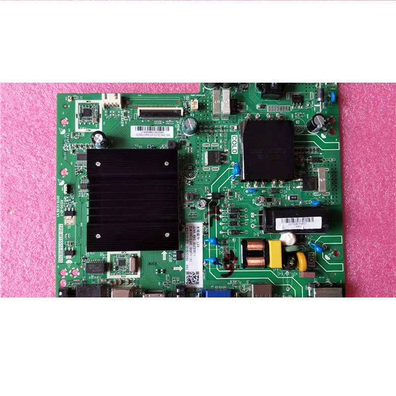 Changhong 43d2060g Motherboard TPD. Mt5510.pb703 with BOE Screen C430F18-E3-B(2) - Cakeymall