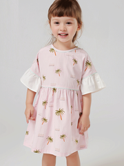 55% Mulberry Silk Princess Silk Baby Dress For Kids、REAL SILK LIFE