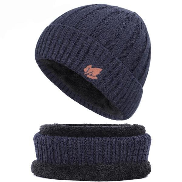 Men's Outdoor Knitted Warm Cap / [viawink] /