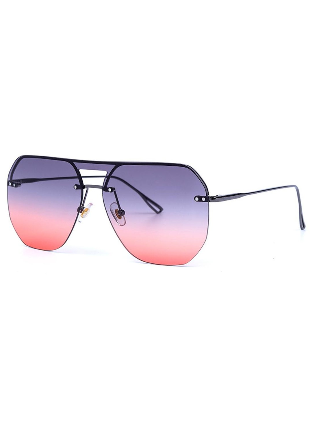 Pink Women's Sunglasses Gradient Sunglasses LC023050-10