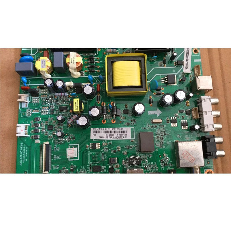 Changhong Led40b2080n Motherboard Juc7.820.00104193 Chi Mei Screen C400F13-E2-C - Cakeymall
